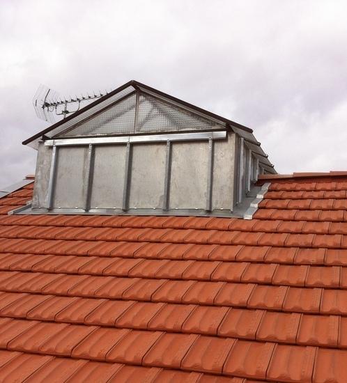 Une entreprise pour les travaux de toiture