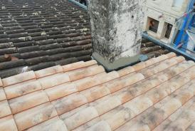 Rénovation de toiture de vielle maison